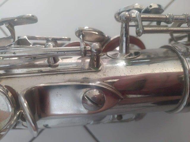 Saxofone - Sax Alto Michael Wasm 35 - Foto 4