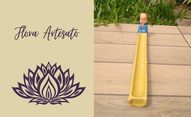 Porta incenso - Incensário Buda