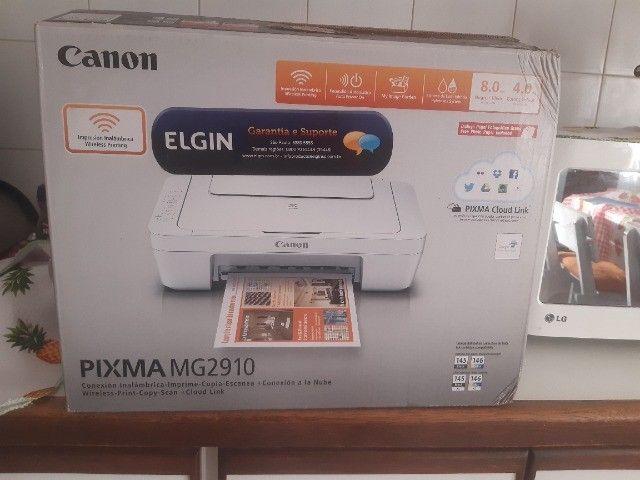 Impressora Canon Pixma MG 2910 - Foto 4