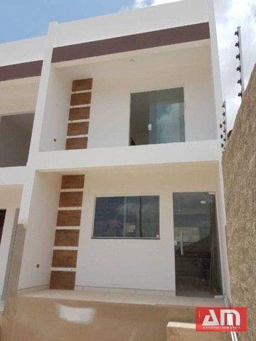 Promoção de Julho Residencial com 5 casas duplex em excelente localização e acesso , Casa