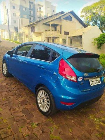 Ford Fiesta EcoBoost Titanium Plus em ótimo estado - Foto 2