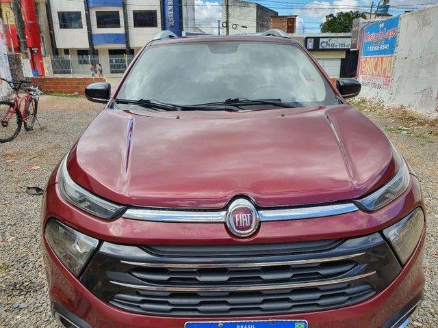 Fiat touro vulcano a diesel  a mais nova da Bahia  - Foto 6