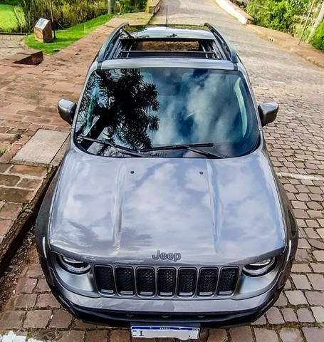Jeep Renegade Limited 2019 único dono - teto. - Foto 9