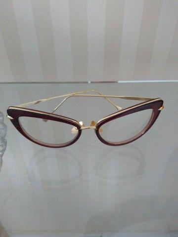 Armação de óculos feminina nova - Foto 4