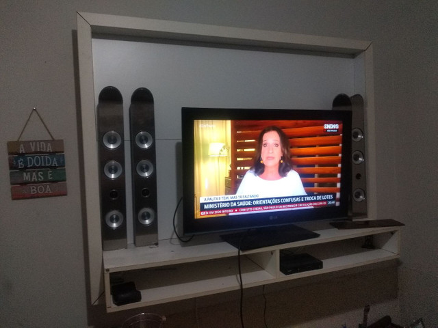 Vendo Rack aéreo para tv - Foto 2