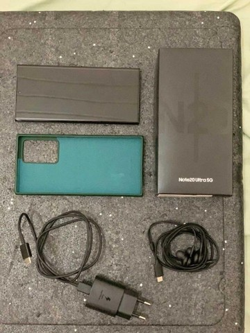 Galaxy Note 20 ultra 4.400,00