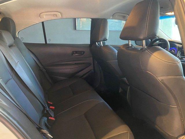 Toyota Corolla Altis 1.8 Hybrid 2020,Configuração Linda,Impecável  - Foto 13