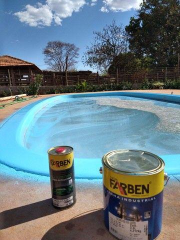 Vendo Tinta para piscina  - Foto 6