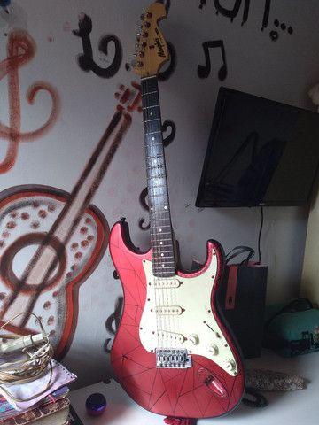 Guitarra Memphis  - Foto 3
