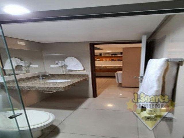 Cabo Branco, Mobiliado, 1 quarto, 36m², R$ 2300, Aluguel, Apartamento, João Pessoa - Foto 2