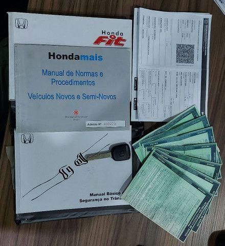 HONDA FIT LXL 1.4 Flex AUTOMÁTICO 4p 2008 COMPLETO RARIDADE - Foto 13