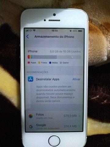 iPhone 5s 16gb - Foto 2