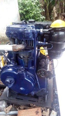 Grupo Gerador Motor a Dísel   - Foto 3