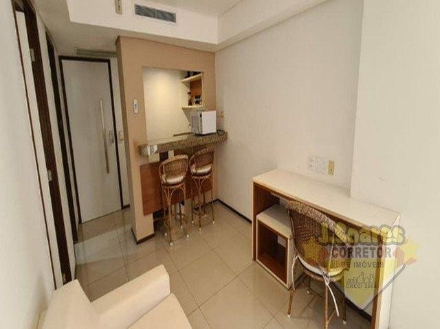 Cabo Branco, Mobiliado, 1 quarto, 36m², R$ 2300, Aluguel, Apartamento, João Pessoa - Foto 5