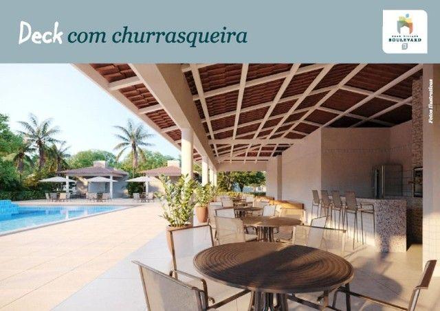 62# Casas com 54M² em condomínio com academia e... - Foto 3
