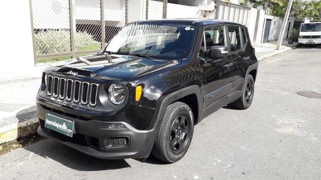 Jeep Renegade 1.8 Manual 2016*Único Dono* Oportunidade