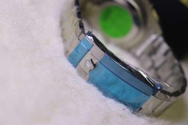 Relogio - Mostrador Grande em 3D - Produto Pesado e Grande cheio de estilo - Foto 2