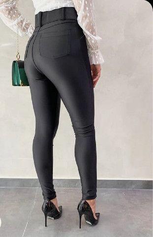 Calça Montaria feminino c/ lycra elastano atacado revenda ou uso pessoal - Foto 3