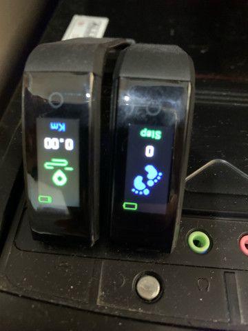 2 pulseiras smart band  - Foto 3