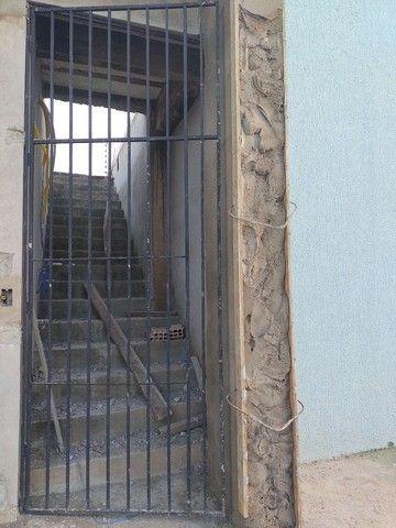 Portão de ferro, 1.10x3.00 novo  - Foto 2