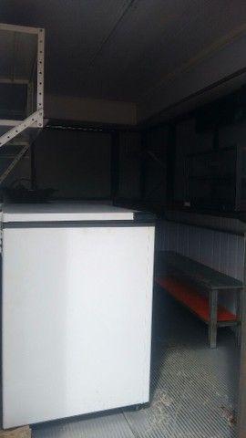 Trailer pronto para comercio vai com tudo incluso até letreiro digital valor R$15000 - Foto 6