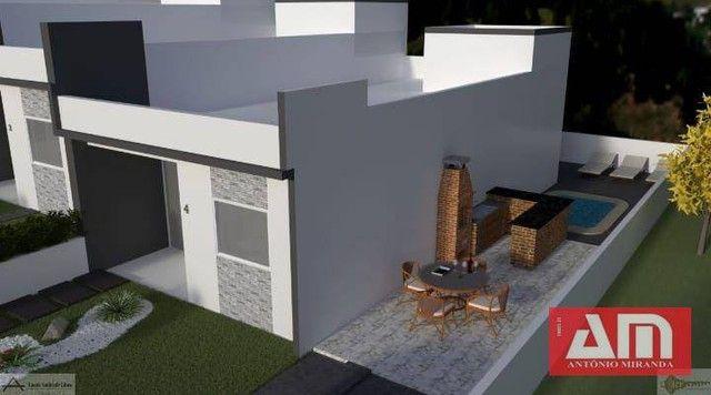 Residencial com 6 casas com excelente localização e acesso por rua calçada e uma vista exc - Foto 9