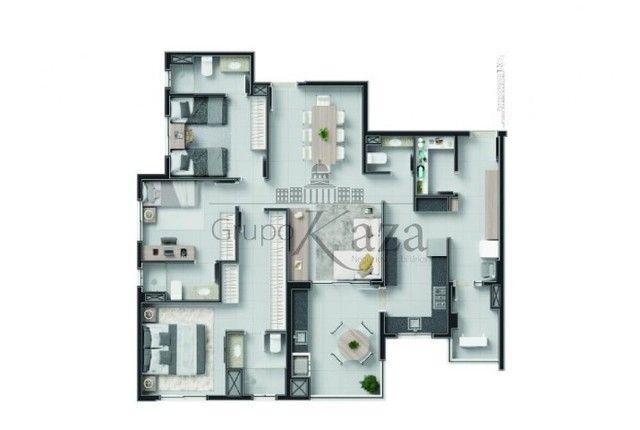 Apartamento no Vila Ema - Alto Padrão - São José dos Campos