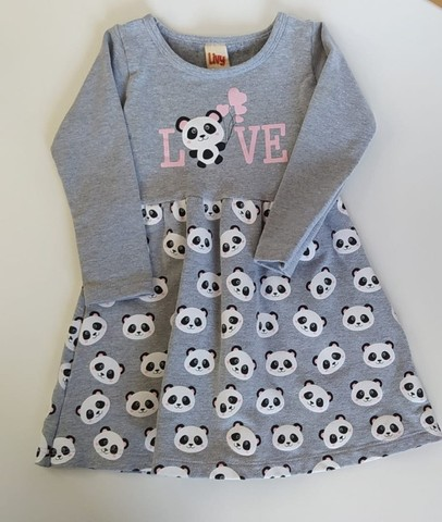 Vestido panda Livy  - Foto 3