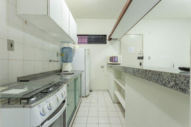 Flat 305 tipo studio, hospeda 03 pessoas, sendo uma cama de casal mais 01 cama de solteiro - Foto 12