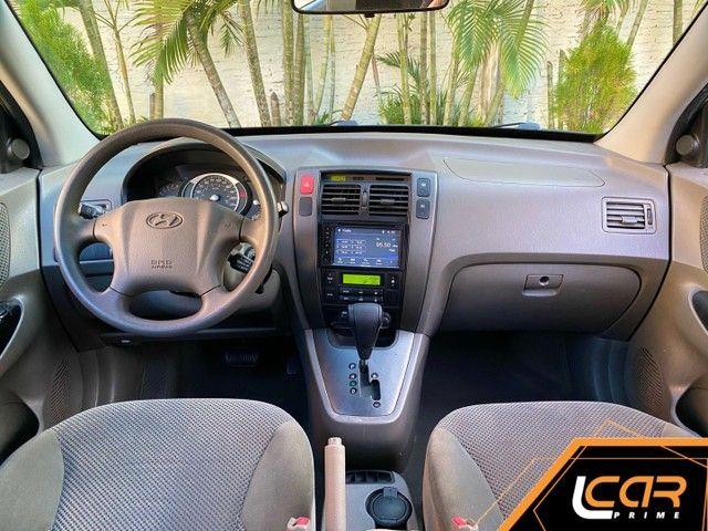 Hyundai Tucson  GLS / 2.0 flex Aut / Extra!  - Foto 7