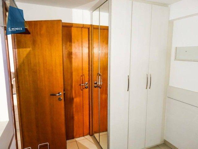 Apartamento com 3 dormitórios à venda, 60 m² por R$ 440.000,00 - Fátima - Fortaleza/CE - Foto 14