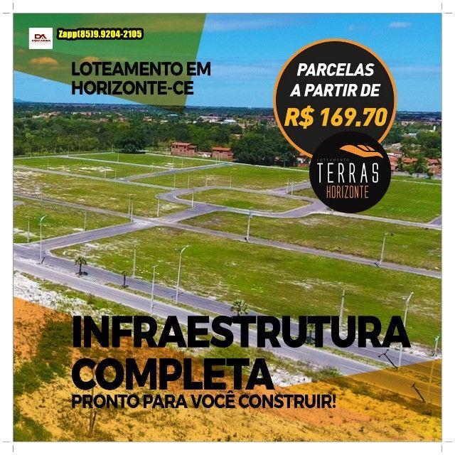 Loteamento Terras Horizonte - Venha investir !!! - Foto 6