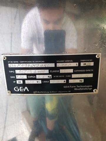 Resfriador de Leite 2000L GEA Westfalia - Foto 6