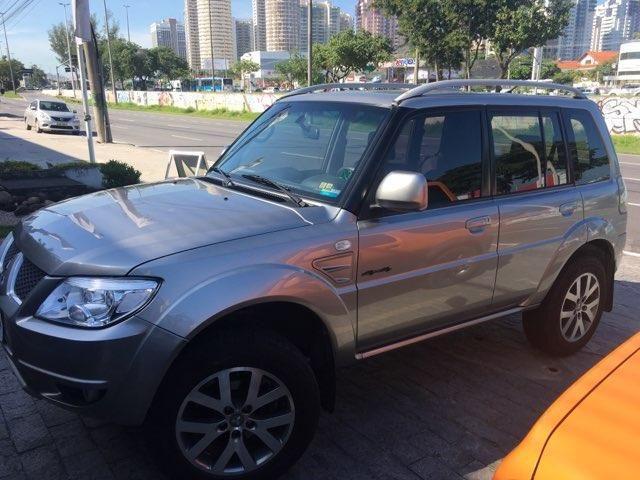 Pajero TR4 4x4 km 39.000 automatico carro de garegem Daniel LiGaR 21 - *