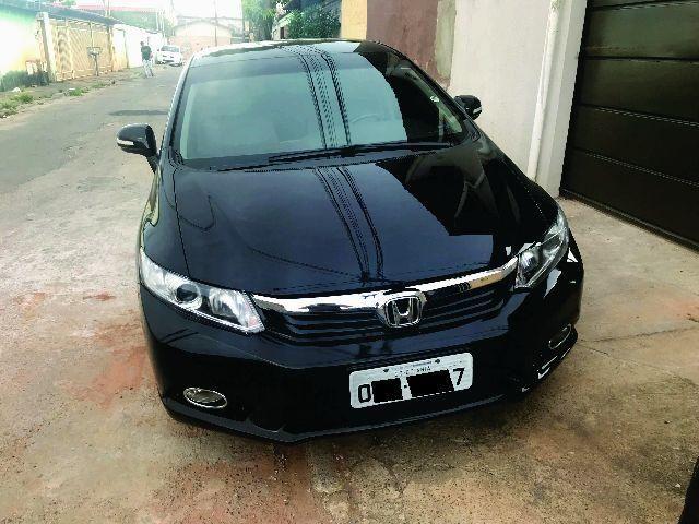 Honda Civic LXR 2.0 (Aut) (Flex) 2013/2014 - AGIO