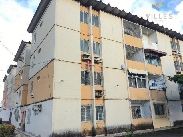 Ed. Rui Palmeira Apartamento residencial à venda, Ouro Preto, Maceió.