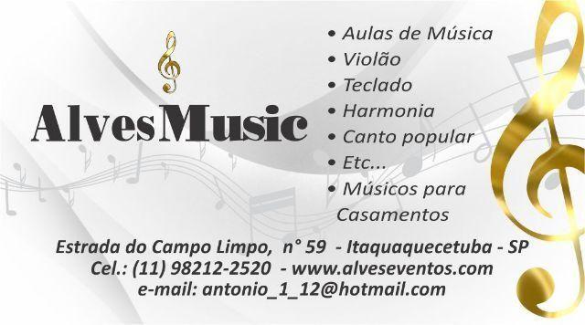 Aulas de Música 982122520