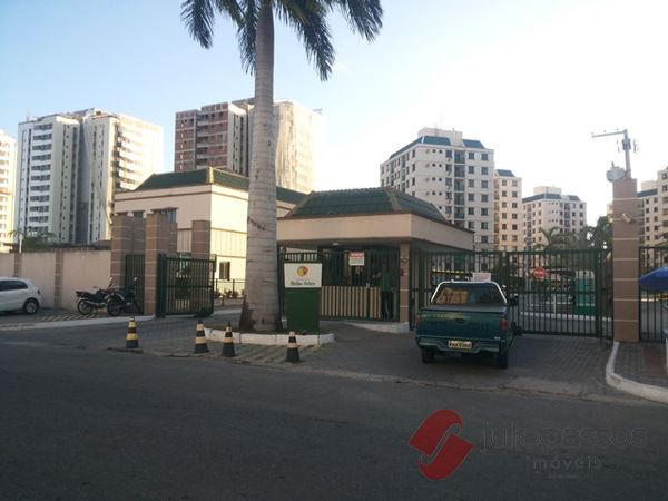 Apartamento  com 3 quartos no Condomínio Belas Artes - Bairro Farolândia em Aracaju
