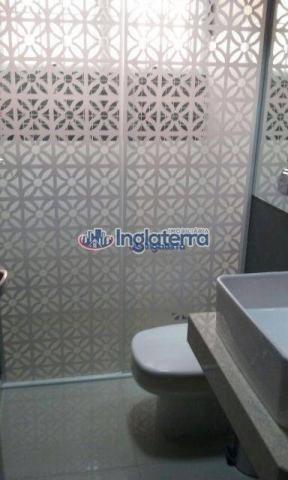 Casa com 5 dormitórios à venda, 180 m² por R$ 500.000,00 - Santa Mônica - Londrina/PR - Foto 9