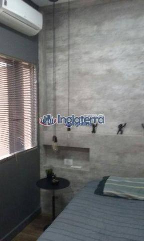 Casa com 5 dormitórios à venda, 180 m² por R$ 500.000,00 - Santa Mônica - Londrina/PR - Foto 7