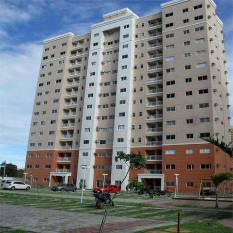 Fortaleza - Jacarecanga - Apartamento pronta entrega