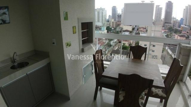 Mobiliado em 60x - Apartamento 02 Quartos sendo 01 suíte na Meia Praia - Itapema - Foto 19