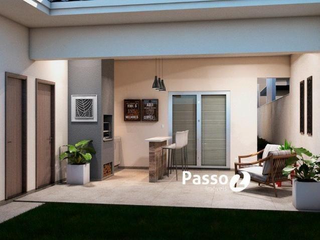 Casa na planta com 01 suite + 2 quartos - Foto 6