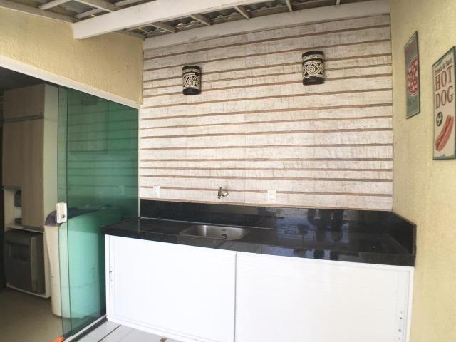 Casa duplex em condomínio fechado com 3 quartos, sendo 1 suíte - CA0873 - Foto 4