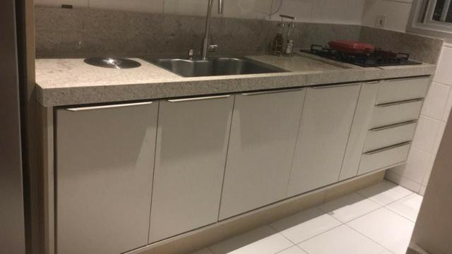 Apartamento Innovare Sacada Com Churrasqueira 02 Vagas De Garagens