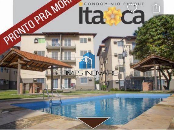 Apartamento à venda com 1 dormitórios em Maguari, Ananindeua cod:24 - Foto 2