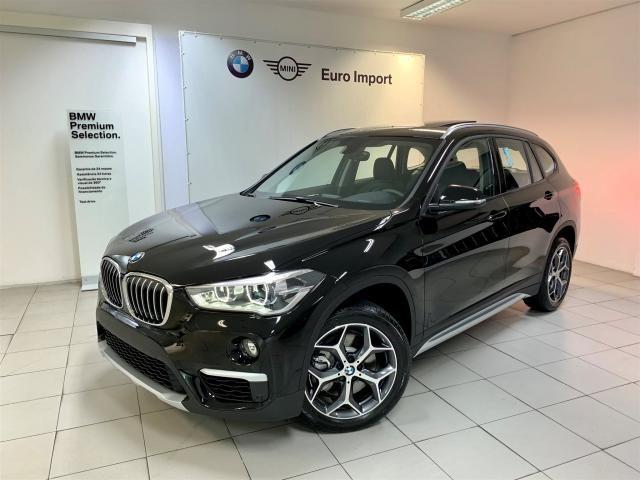 BMW X1 2018/2019 2.0 16V TURBO ACTIVEFLEX SDRIVE20I X-LINE 4P AUTOMÁTICO