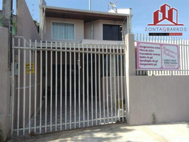 Casa à venda com 3 dormitórios em Santa terezinha, Fazenda rio grande cod:SB00002 - Foto 15