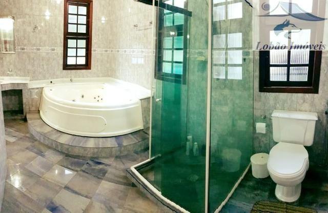Venda e Locação - Casa com piscina, sauna e churrasqueira no Centro de Penedo - Foto 17