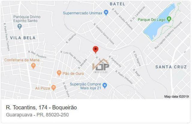 Casa com 2 dormitórios à venda, 69 m² por r$ 80.209 - boqueirão - guarapuava/pr - Foto 4